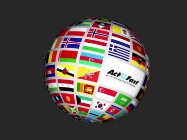 Globe (GIF)