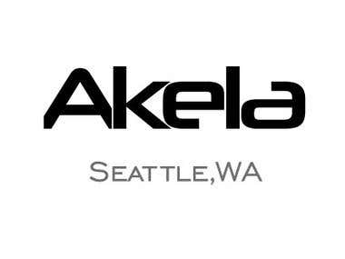 "Creative ideas for ""Akela"" boat signage."
