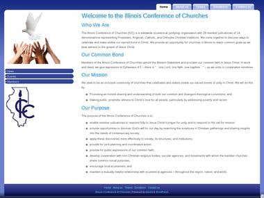 Web Design and WordPress Theme Development