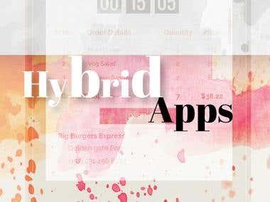 6 Hybrid Mobile Apps