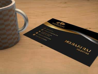 Creative Business Card Template 1