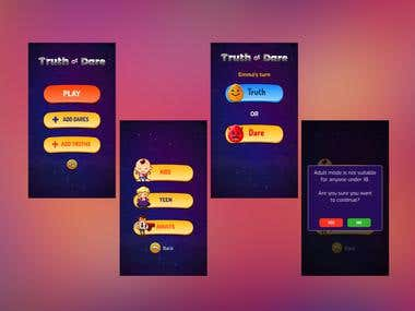 truth or dare party app