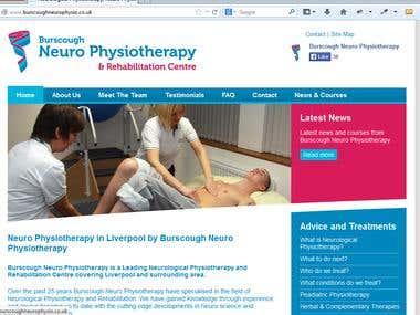 Burscoughneurophysio.co.uk