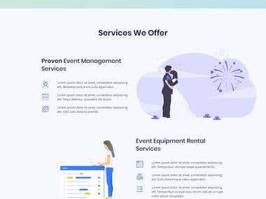 Responsive SEO friendly Website Design