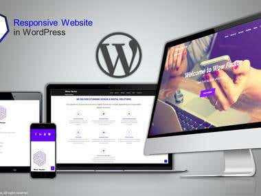 Responsive Website Design in WordPress