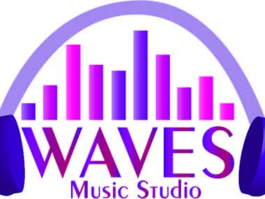 logo for music studio