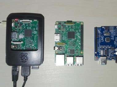 Raspberry Pi and Microcontrollers
