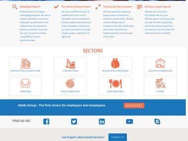 Website - abidegroup.eu