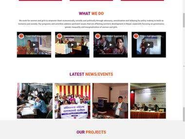 Website - womenact.org.np
