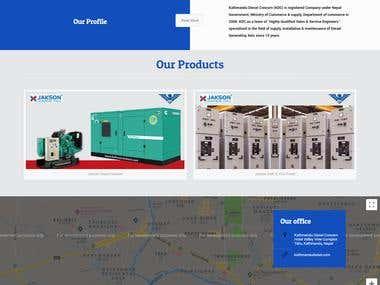 Website - kathmandudiesel.com