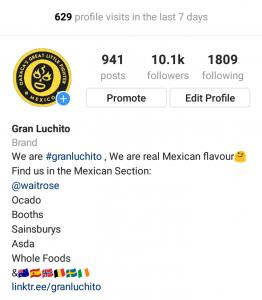 @granluchito - Instagram Content