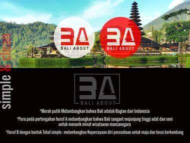 Bali About logo