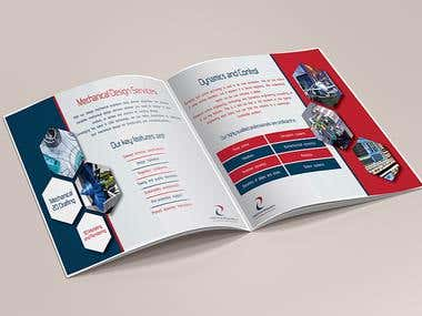 Catalogue & Brochure Designs