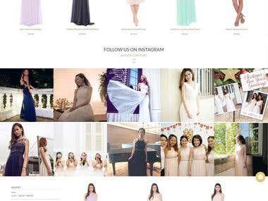 ♛ E-commerce Website ♛