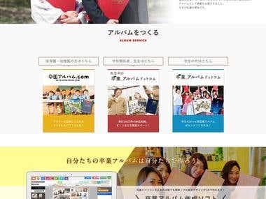 ♛ Website development ♛