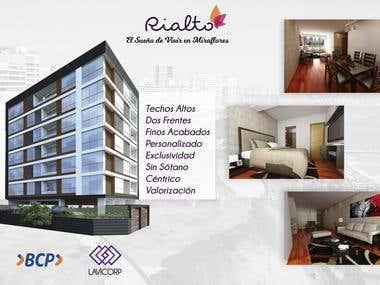 Graphic Design: Rialto Building