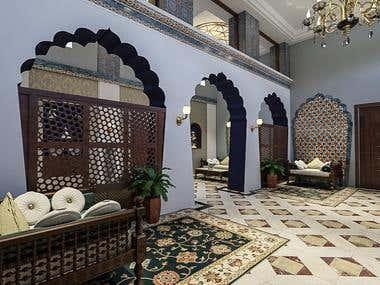 Royal type Interior Design