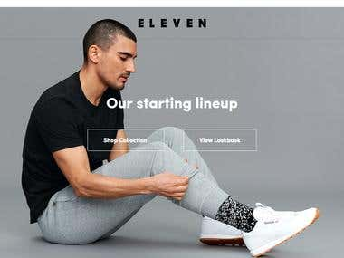Eleven - Web