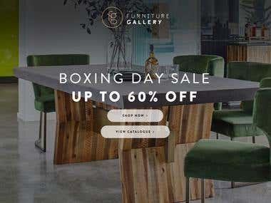 Furniture Gallery - WEB