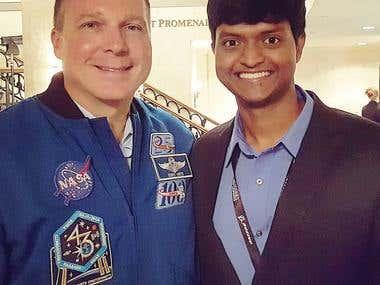 NASA Astronaut Terry Virts