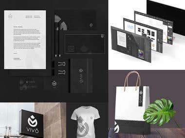 Brand Identity - Vivo