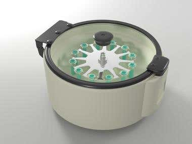 Medical centrifuge