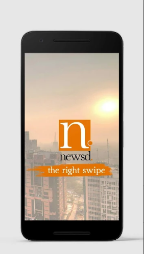 Newsd - News in 30 Seconds - Short News app
