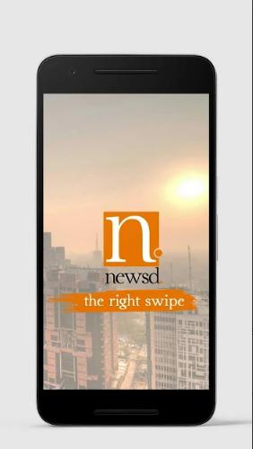 Newsd - News in 30 Seconds - Short News app