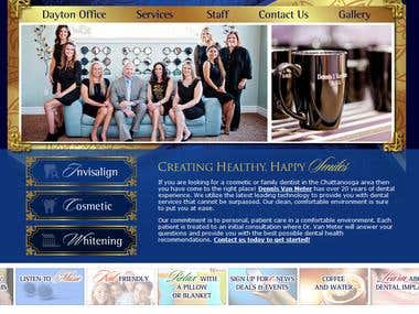 website for dentist