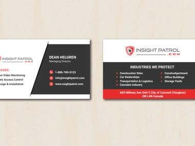 Professional Business Card Bundle 1