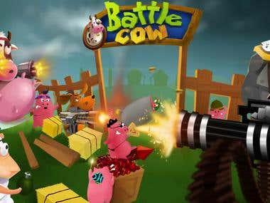 Battle Cow
