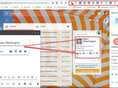 Finding Valid Leads/Email