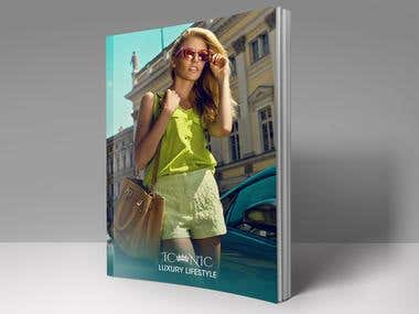 Catalogue/Brochure Design