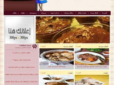 best cooked Using PHP ,MySql and Java Script