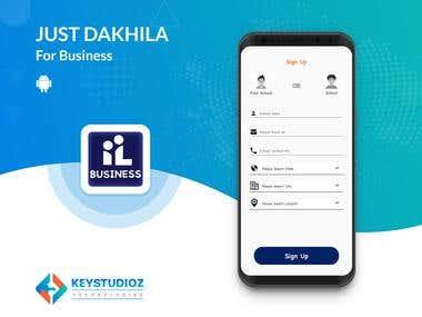 Just Dakhila For Business