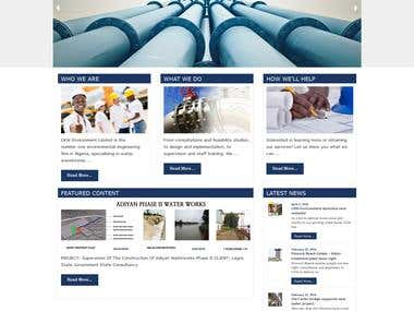 CKW ENVIRONMENT COMPANY WEBSITE
