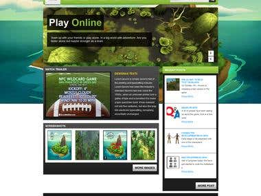 PLAY AWARE GAME WEBSITE