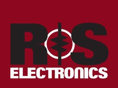 R&S Electronics Logo