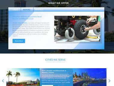 Website Design & Layout