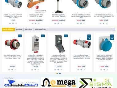 multilinestore Online store