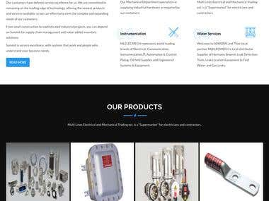 Multi Line Electrical and Mechanical