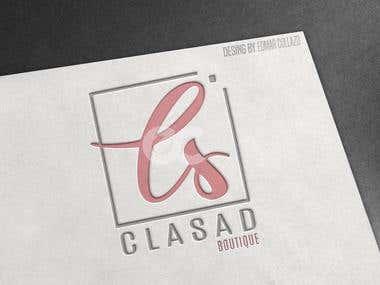 Clasad Logo Design