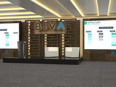 Escenario Biva (Bolsa internacional de valores)