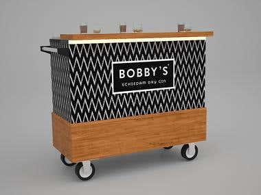 Carrito Bobby's Dry Gin