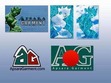 Logo & Graphics Design with Illustrator & Photoshop