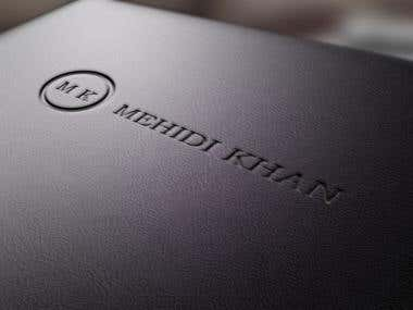 Awesome Business Card And Logo
