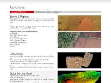 UI/UX Design - Aerial Route (Imaging the Imagination)