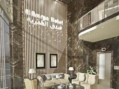 Hotel -Reception