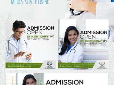 Social Media Banner Designing and banner designing