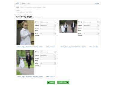 System sprzedaży zdjęć przez internet